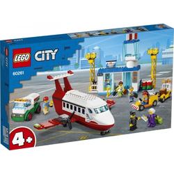 LEGO® Puzzle LEGO® City 60261 Flughafen, Puzzleteile