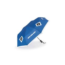 HSV Taschenregenschirm, mit Farbwechsel