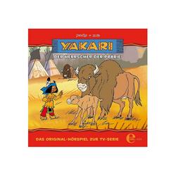 Edel Hörspiel CD Yakari 12 - Der Herrscher der Prärie - Yaka