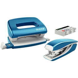 Locher-Tacker-Büroset »NeXXt WOW Mini 5561« blau, Leitz