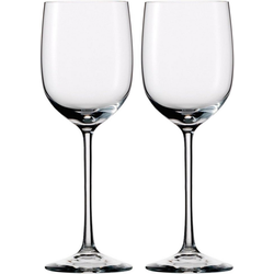 Eisch Rotweinglas Jeunesse (2-tlg), bleifreies Kristallglas, 360 ml