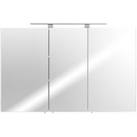 Posseik Spiegelschrank 110 cm weiß