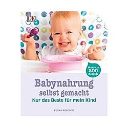 Babynahrung selbst gemacht. Fiona Wilcock  - Buch