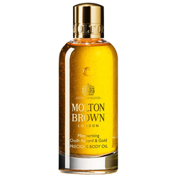 Molton Brown 100 ml Mesmerising Oudh Accord & Gold Precious Body Oil Körperöl 100ml