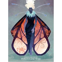 The Pendulum War (Pendulum Heroes #3): eBook von James Beamon
