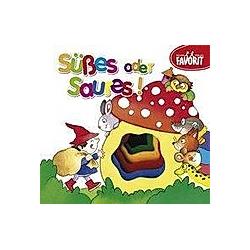Süßes oder Saures! - Buch