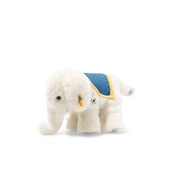 Steiff Kuscheltier Elefant weiß Elefäntle 25 cm 084119 (Stoffelefant Plüschelefant, Plüschtiere weiße Elefanten Stofftiere)