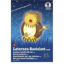 Laternen-Bastelset 2 'Löwe