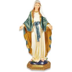 Dekofigur Madonna, aus Polyresin 24 cm x 46,5 cm x 19 cm