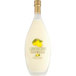 Distilleria Bottega Zitronencreme-Likör Crema di Limoncino 15% vol. 0,5l