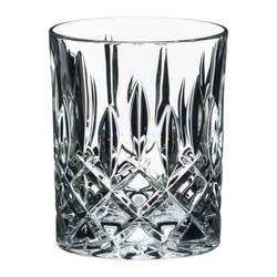 RIEDEL Glas Gläser-Set Spey Whisky 2er Set 295 ml, Kristallglas weiß