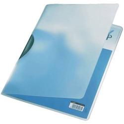 Bewerbungsset ColorClip Bewerbungsmappe + Umschlag blau