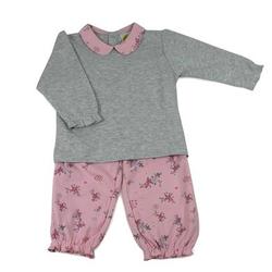 DIMO Schlafanzug 2tlg. COSY HOME