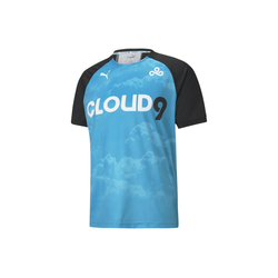 PUMA Trainingsshirt PUMA x CLOUD9 Gameday Herren Trikot blau M