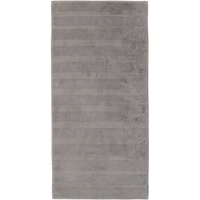 CAWÖ Noblesse2 Uni 1002 Handtuch (50x100 cm) graphit