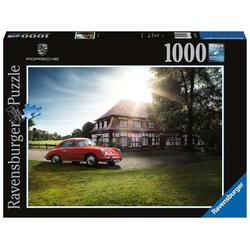 Ravensburger Puzzle 15997 Porsche Classic 356 1000 Teile Puzzle, 1000 Puzzleteile bunt