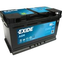 Exide EK800 AGM 80Ah 12V