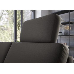 sit&more Kopfstütze, im 2er-Set grau Zubehör für Polstermöbel Möbel Kopfstütze