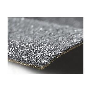Casa Pura Kunstrasen Premium Polypropylen Grau 500 x 500 mm