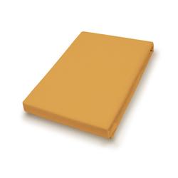Kissenbezug Jersey orange (BL 40x80 cm) Hahn