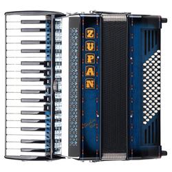 Zupan Saphire III 72 MH Akkordeon Shadow Blue