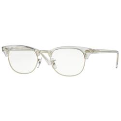 RAY BAN Brille CLUBMASTER RX5154 weiß