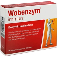 MUCOS Pharma GmbH & Co KG Wobenzym immun Tabletten