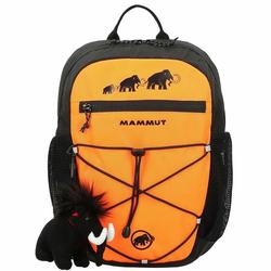 Mammut First Zip 8 Plecak przedszkolny 31 cm safety orange-black