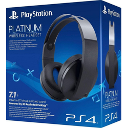 PlayStation 4 Platinum Wireless-Headset