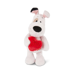Nici Kuscheltier Kuscheltier Love Hund 27cm (46077)