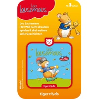 tigermedia tigercard Leo Lausemaus
