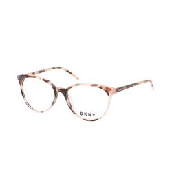 DKNY DK 5003 265, inkl. Gläser, Cat Eye Brille, Damen