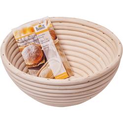 Birkmann Gärkorb, für Brot 700 g - 1500 g braun