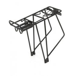 XLC Fahrrad-Gepäckträger XLC Gepäckträger RP-R08 schwarz, 24-28', Alu