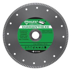 Hufa Fliesen Diamanthexe-scheibe Ø 300mm