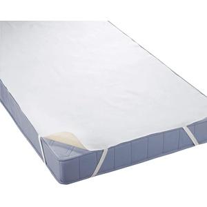 4myBaby Matratzenschutz Wasserdicht Matratzenschoner Wasserdichte Betteinlage MOLTON (Oberschicht 100% Baumwolle) 60x120 cm bis 220x200 cm - 13 Größen