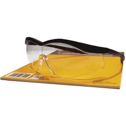 Upixx L+D Panorama 2668SB Vollsichtbrille Schwarz DIN EN 166-1