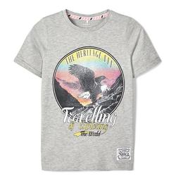 Name It T-Shirt T-Shirt NKMDSINAI für Jungen grau 158/164