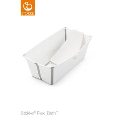 STOKKE® Badewanne Flexi Bath™ Set weiß
