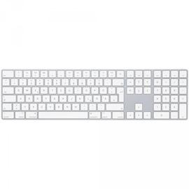 Apple Magic Keyboard mit Ziffernblock DE silber (MQ052D/A)