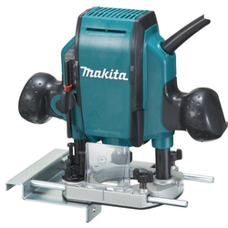 Makita Oberfräse RP0900J blau Profi-Werkzeug Werkzeug Maschinen