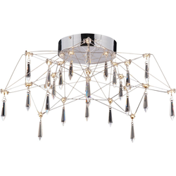 näve LED Deckenleuchte Araneus, LED Deckenlampe