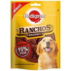 PEDIGREE Ranchos 95% Mit Rind 7x70 g