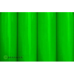 Oracover 25-041-002 Klebefolie Orastick (L x B) 2m x 60cm Grün (fluoreszierend)