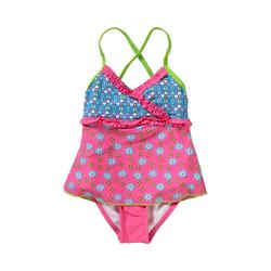 Playshoes Badeanzug PLAYSHOES Kinder Badeanzug mit UV-Schutz 122/128