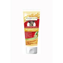 Bogar Pfelge für Hunde - Haut- und Fellpflege Bogacare SHAMPOO DRY & SOFT 6x 200 ml