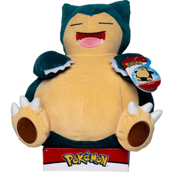 Plüschfigur Pokémon Relaxo 30 cm