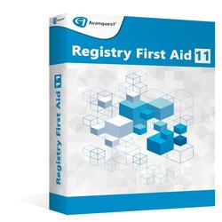 Rejestr Avanquest Pierwsza pomoc 11