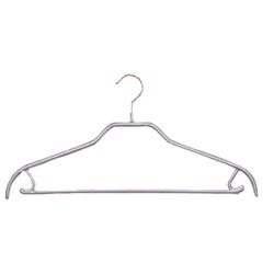 Haug Wäschebügel mit Steg, Material: Metall, rutschfest, Länge: 410 mm