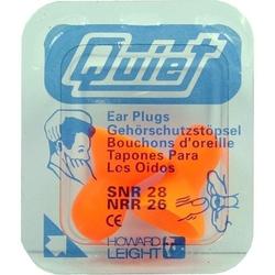 HOWARD Leight Quiet Gehörschutzstöpsel 2 St